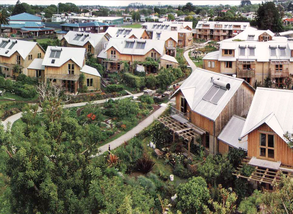 Earthsong Cohousing - Auckland